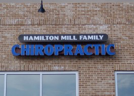 Chiropractic Sign